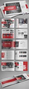 booklet brochure template 25 best ideas about brochure design on