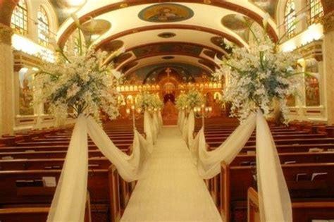 fall wedding church decorations church wedding decorations wedwebtalks