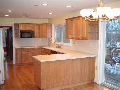custom kitchen w solid surface counters backsplash