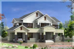 houses with 4 bedrooms 4 bedroom sloped roof house in 2900 sq feet house design