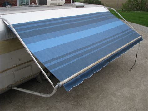 Rv Awning Replacement Cost by Replacement Canopy Fabric Rainwear
