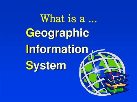 what is day what is gis definition