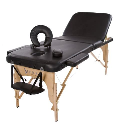 sierra comfort massage table reviews sierra comfort relax portable massage table review