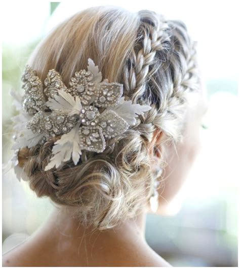 Wedding Hairstyles Updos Braided by Wedding Braided Hairstyle Ideas For 2016 Hairstyles 2017