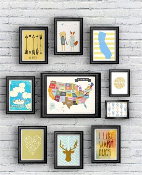 Ideas For Little Girls Bedroom 30 free printables for kids rooms little gold pixel