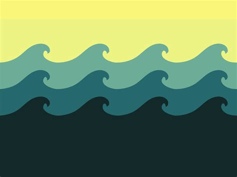 pattern background for ppt tiled wave pattern powerpoint templates tiled wave