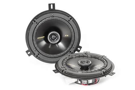 jeep jk speaker replacement kicker jk 6 5cfg15 factory replacement overhead sound bar