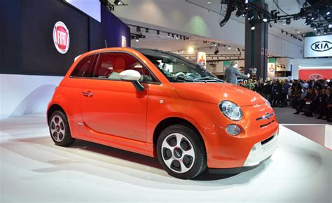 Fiat 500e Msrp by Fiat 500e Priced From 32 500 Or 199 Monthly Lease