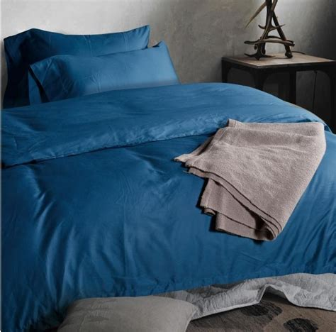 lightweight bed cover luxury 100 egyptian cotton light blue bedding set king