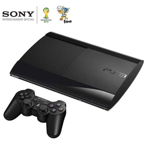 playstation 3 console 250gb console sony playstation 3 250gb preto consoles