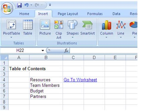 how to link worksheets in excel 2010 how do i link cells in different worksheets in excel 2010 hyperlinking between worksheets in