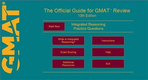 Official Mba Guide Uk by Gmat Study Products Update