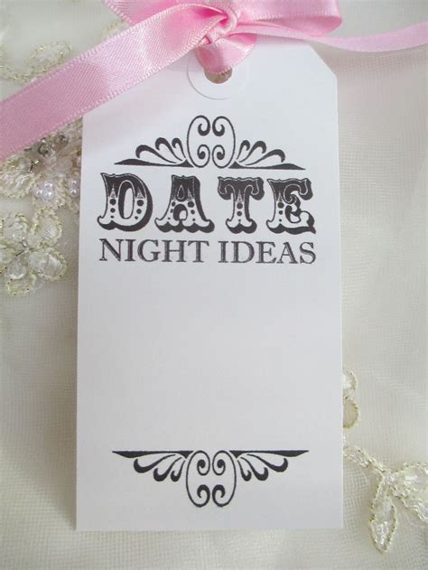 10 Date Ideas by 10 Date Ideas White Luggage Tags