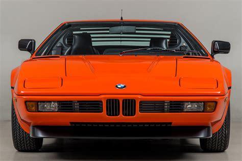 Bmw M1 Lamborghini by Henna Bmw M1 Supercar Report