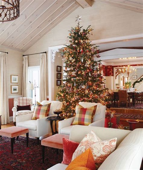 christmas decorated living rooms 33 christmas decorations ideas bringing the christmas