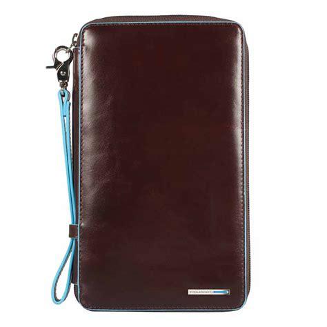 porta documenti viaggio porta documenti da viaggio blue square piquadro