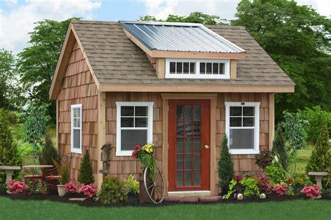 custom built sheds  portable garages  pa
