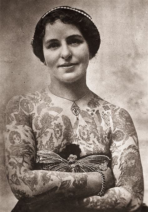 historic tattoo the gorgeous history of tattoos from 1900 to present
