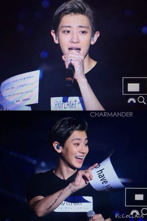 exo chanyeol new tattoo chanyeol s tattoos real or fake k pop amino