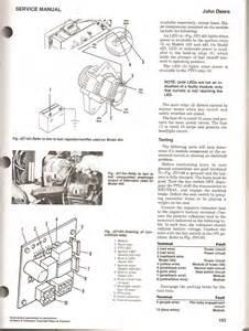 deere z425 mower wiring diagram free engine image for user manual