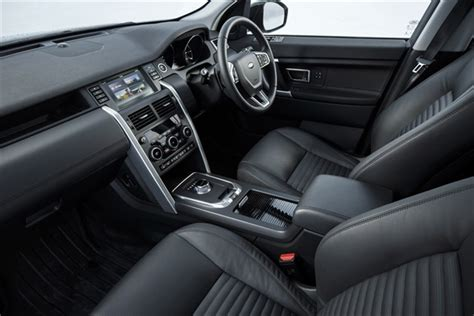 Land Rover Discovery Interior by Discovery Sport Sd4 Fleet
