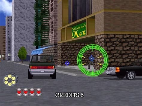 PC Games Abandonware :: Game   Virtua Cop 2   PC