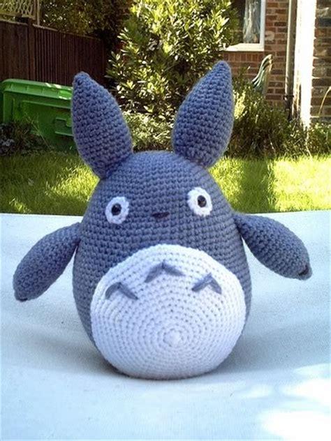 amigurumi pattern totoro 2000 free amigurumi patterns totoro blue rabbit monster