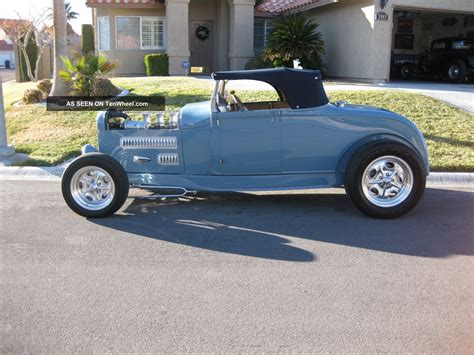 1929 Ford Roadster by 1929 Ford Roadster All Steel