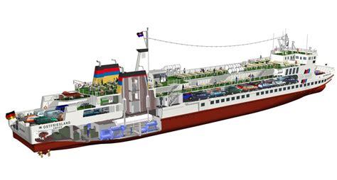 boot ameland wind ombouw veerboot ostfriesland naar lng uitgesteld