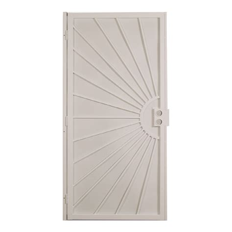 Lowes Security Doors by Enlarged Image