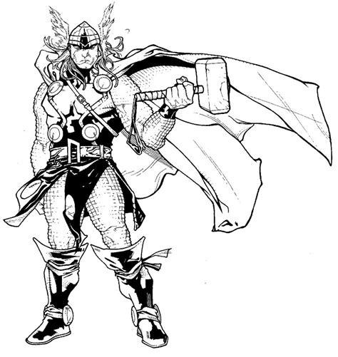 thor and hammer by timothygreenii on deviantart