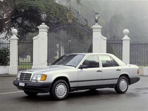 image gallery mercedes w124