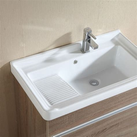 laundry sink with washboard search salle de