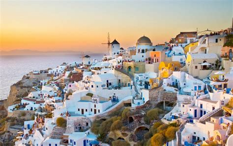 Viajero Turismo: Hoy visitamos la isla de Santorini en Grecia