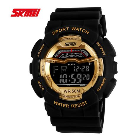 Skmei Casio Sport Led Ad1109 Black Limited popular cool digital watches for buy cheap cool digital watches for lots from china
