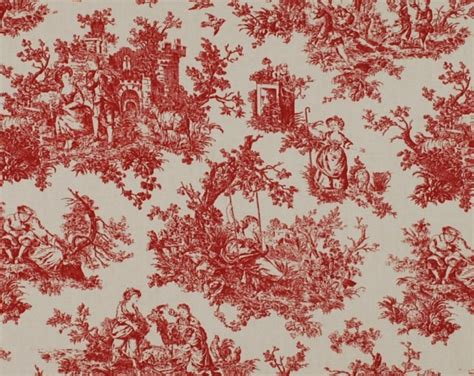 red toile drapes red toile curtains furniture ideas deltaangelgroup