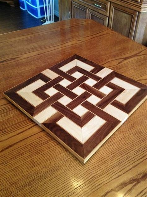 cool cutting board designs yet another celtic knot cutting board by mrmyke