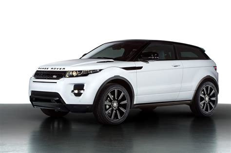 land rover evoque black and white land evoque gt range rover evoque pack black design