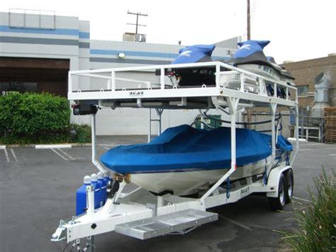 boat car combo trailer custom combo trailer ca combo sport trailer