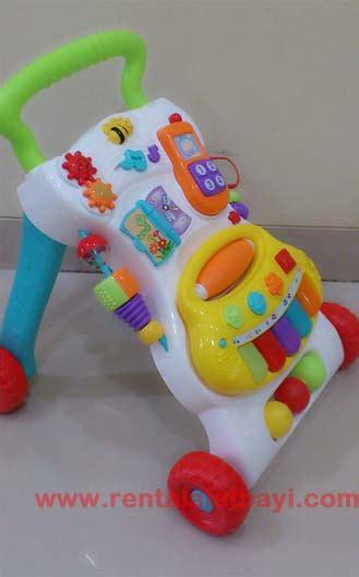 Harga Kereta Bayi Untuk Belajar Jalan by Rental Mainan Dorong Murah Di Bintaro Tangerang Rental
