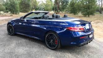 mercedes amg c63 s cabriolet 2017 review drive