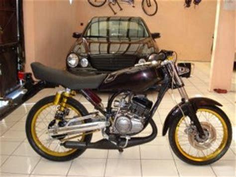 Lu Oval Rx King motorcycle modification modifikasi yamaha rx king