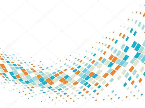 corporate background pattern vector abstract business background with mosaic tiles stock