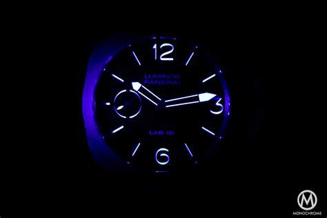 Panerai Lab Id Black Blue panerai lab id pam700 review specs price