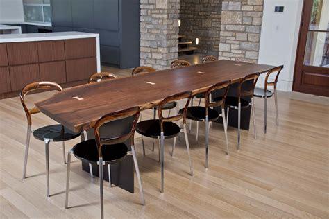slab dining room table 97 slab dining room table hewn slab dining