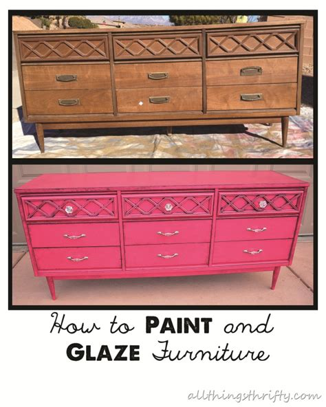 painting furniture is easy and can save you lots and lots of