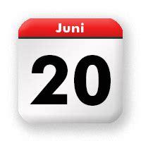 sommeranfang  kalender kalender