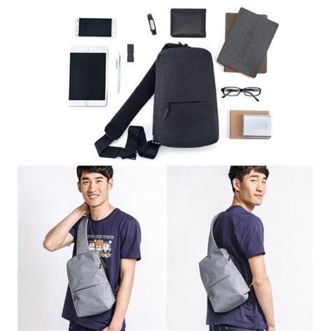 Original Xiaomi Multifunctional Chest Pack Crossbody Bag می دیجی کوله پشتی کوچک و چندمنظوره اوربان می شیاومی