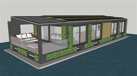 duurzame woonboot 1 183 waterlely 183 voor uw duurzame woonboot - Kosten Woonark Bouwen