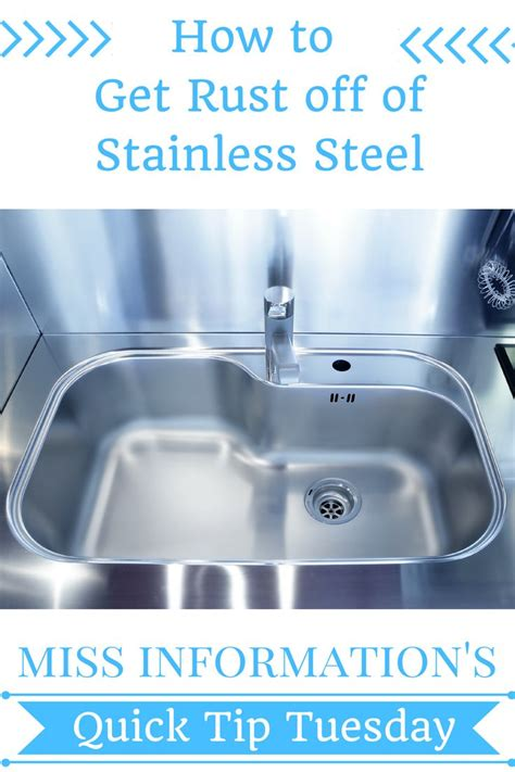 will stainless steel rust how to remove rust stains from stainless steel stains